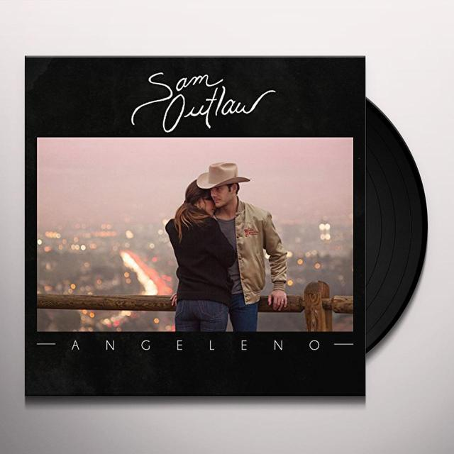 Sam Outlaw ANGELENO Vinyl Record