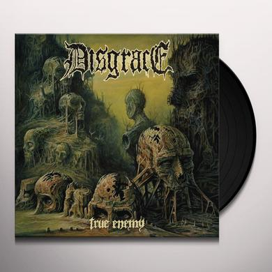 Disgrace TRUE ENEMY Vinyl Record