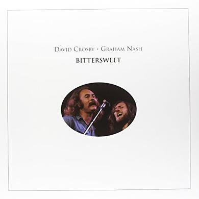 David Crosby, Neil Young & Graham Nash BITTERSWEET Vinyl Record