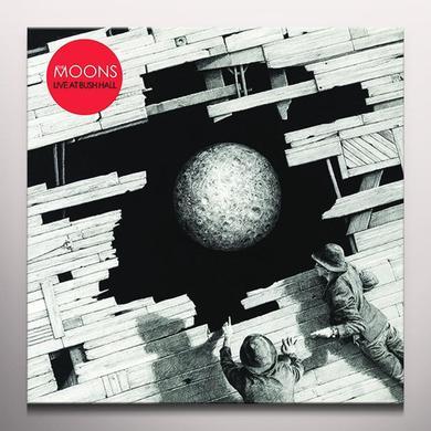 Moons LIVE AT BUSH HALL Vinyl Record - Colored Vinyl, Limited Edition, 180 Gram Pressing, Red Vinyl