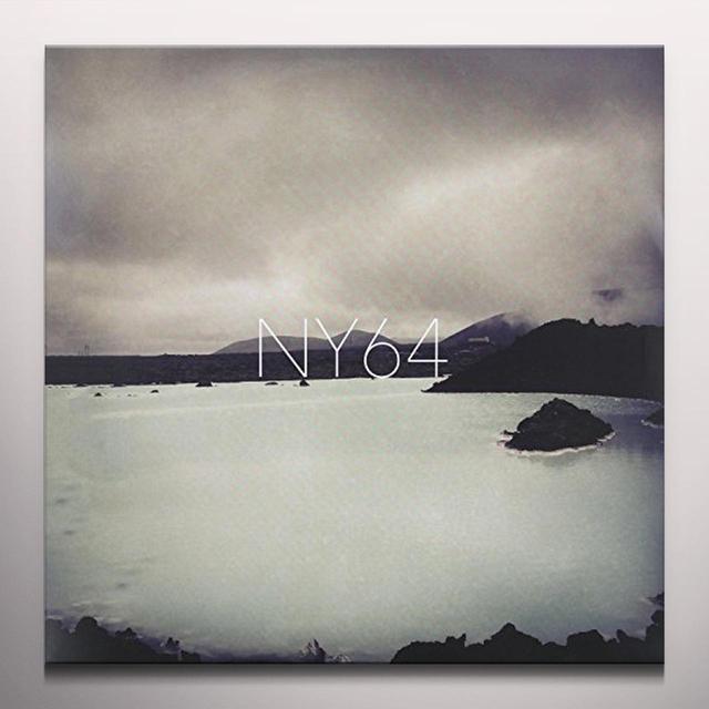 NY IN 64 Vinyl Record - Clear Vinyl