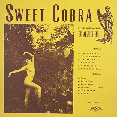 Sweet Cobra EARTH Vinyl Record