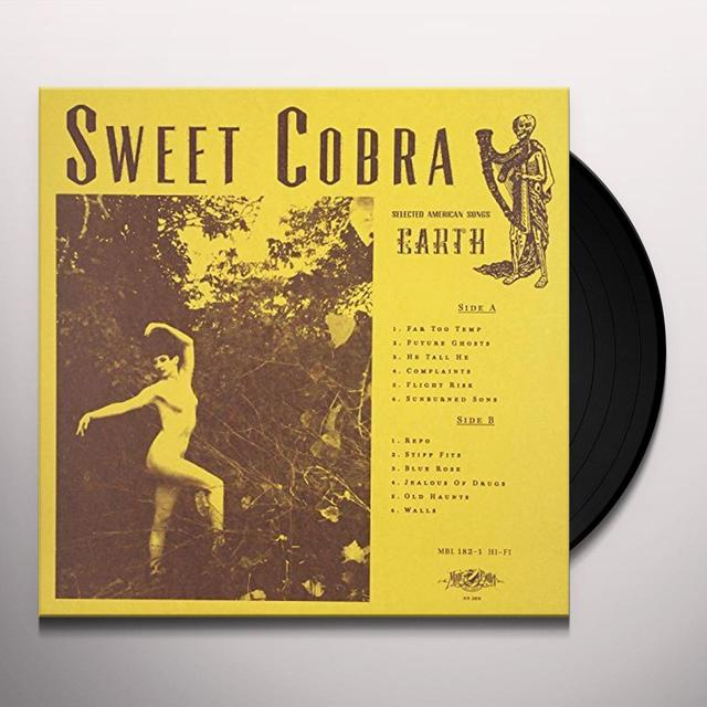 Sweet Cobra EARTH Vinyl Record