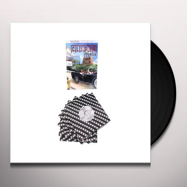 Clipse LORD WILLIN (BOX) Vinyl Record