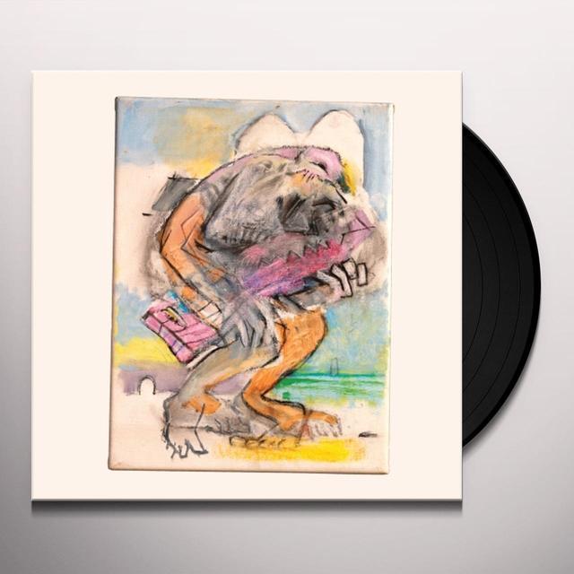 Jesse Hackett JUNK Vinyl Record