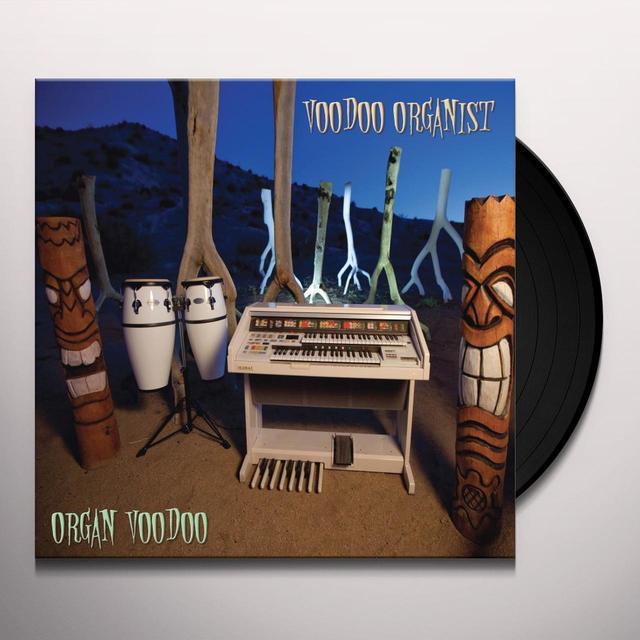 VOODOO ORGANIST ORGAN VOODOO Vinyl Record