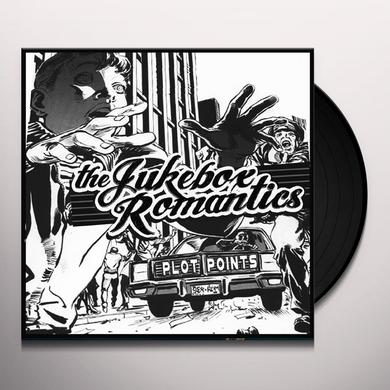 Jukebox Romantics PLOT POINTS Vinyl Record