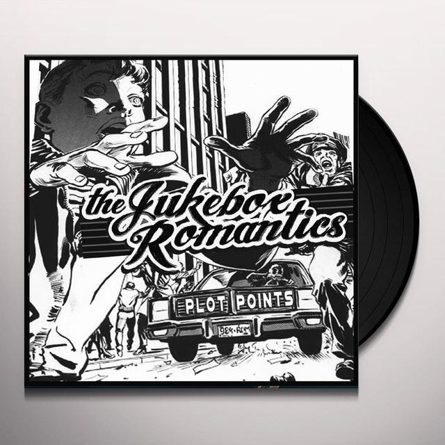 Jukebox Romantics PLOT POINTS Vinyl Record