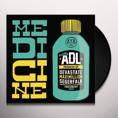ADL MEDICINE Vinyl Record