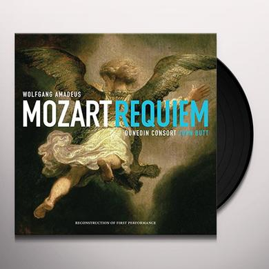 MOZART / DUNEDIN CONSORT / BUTT REQUIEM Vinyl Record