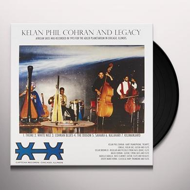 Phil Kelan Cohran & Legacy AFRICAN SKIES Vinyl Record