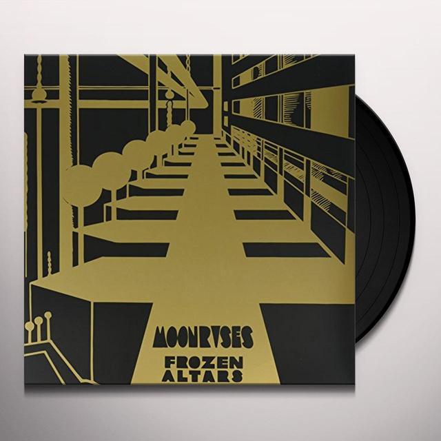 MOONRISES FROZEN ALTARS Vinyl Record