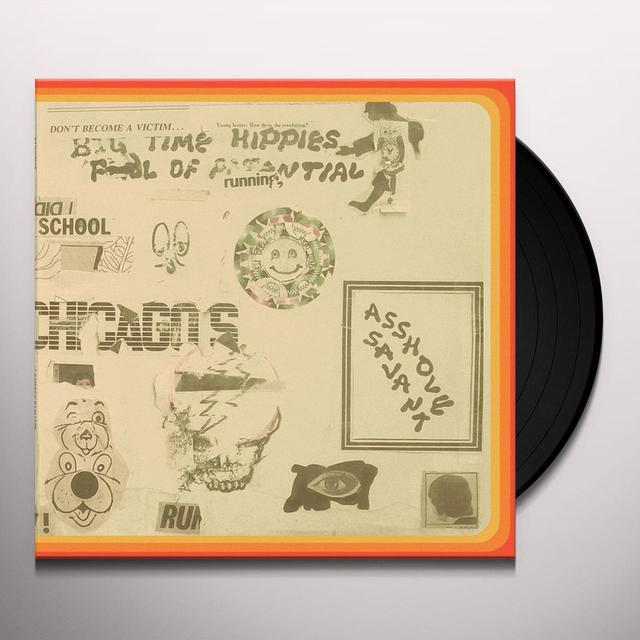 Running ASSHOLE SAVANT Vinyl Record