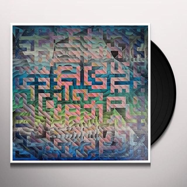 White Manna PAN Vinyl Record