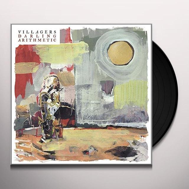 Villagers DARLING ARITHMETIC (FRA) Vinyl Record
