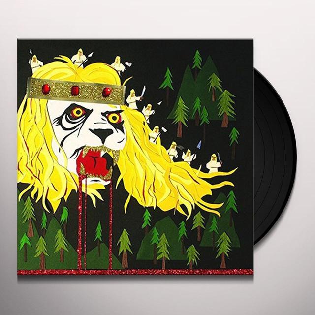 Big Business BATTLEFIELD FOREVER (FRA) Vinyl Record