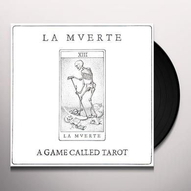 La Mverte GAME CALLED TAROT (FRA) Vinyl Record