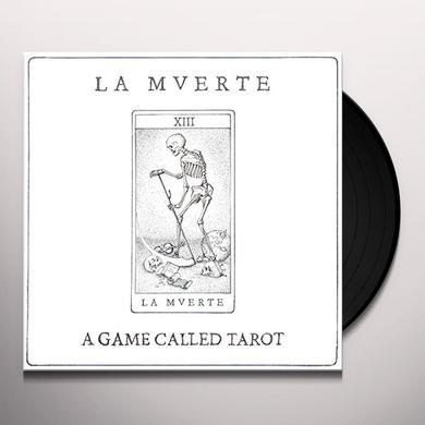 La Mverte GAME CALLED TAROT (FRA) Vinyl Record