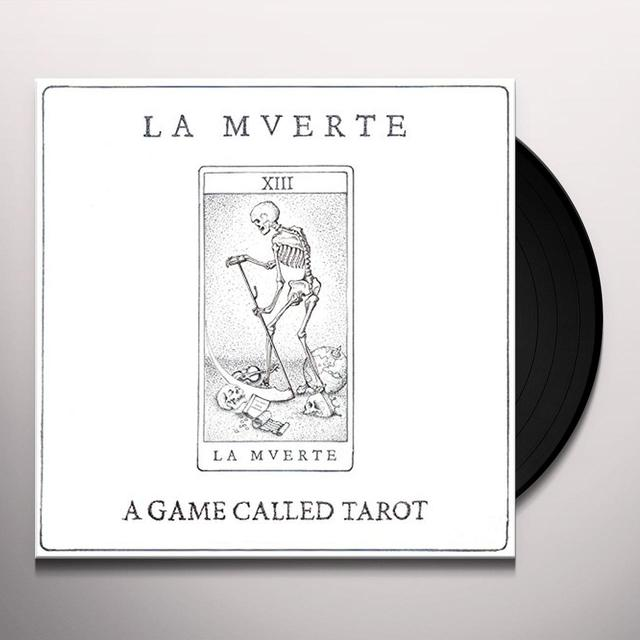 La Mverte GAME CALLED TAROT Vinyl Record