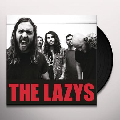 LAZYS Vinyl Record