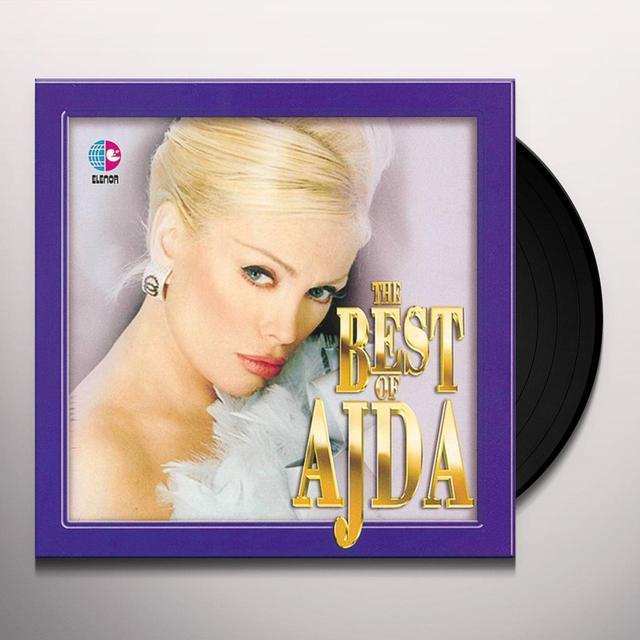 Ajda Pekkan BEST OF AJDA Vinyl Record