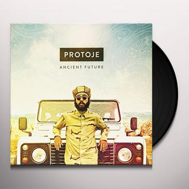 Protoje ANCIENT FUTURE (FRA) Vinyl Record