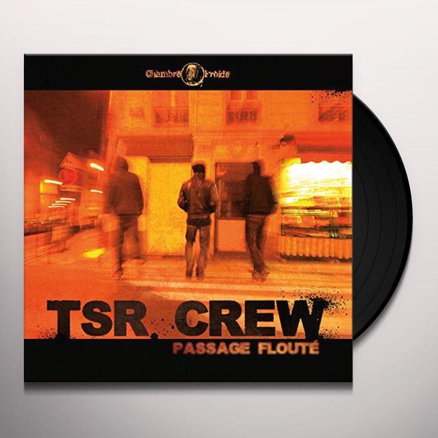 TSR CREW PASSAGE FLOUTE Vinyl Record