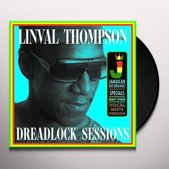 Linval Thompson DREADLOCK SESSIONS (FRA) Vinyl Record