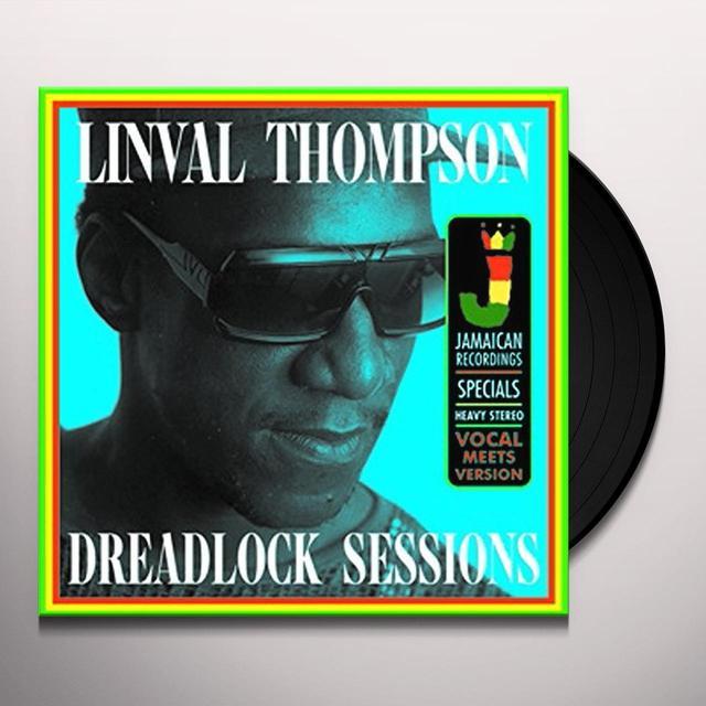 Linval Thompson DREADLOCK SESSIONS Vinyl Record