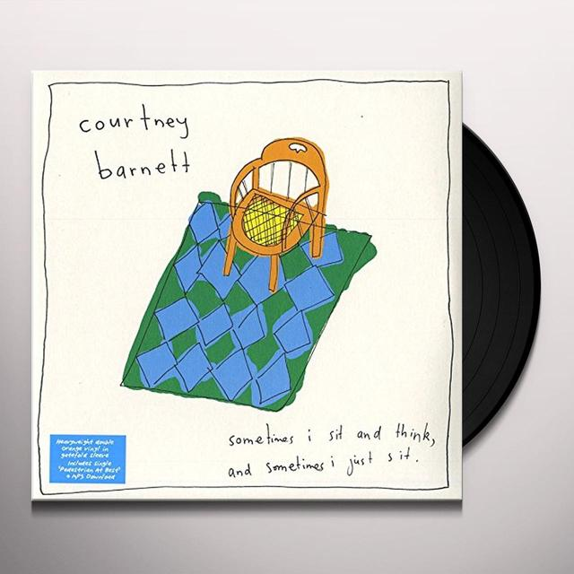 Courtney Barnett SOMETIMES I SIT & THINK & SOME (FRA) Vinyl Record
