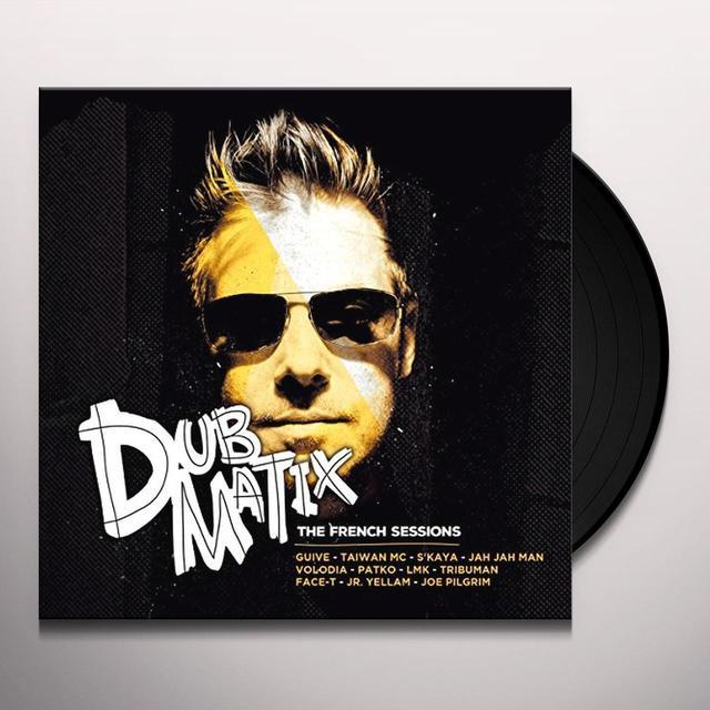 Dubmatix FRENCH SESSION (FRA) Vinyl Record