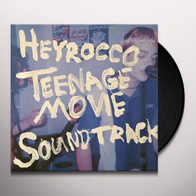 Heyrocco TEENAGE MOVIE SOUNDTRACK Vinyl Record - UK Import