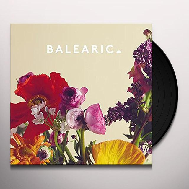 BALEARIC / VARIOUS (UK) BALEARIC / VARIOUS Vinyl Record - UK Release