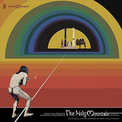 HOLY MOUNTAIN / O.S.T. (UK) HOLY MOUNTAIN / O.S.T. Vinyl Record - UK Release