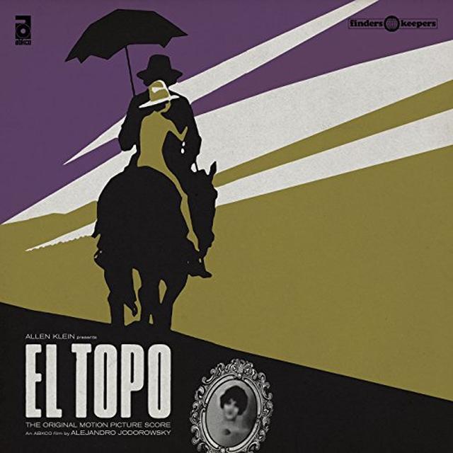 EL TOPO / O.S.T. (UK) EL TOPO / O.S.T. Vinyl Record