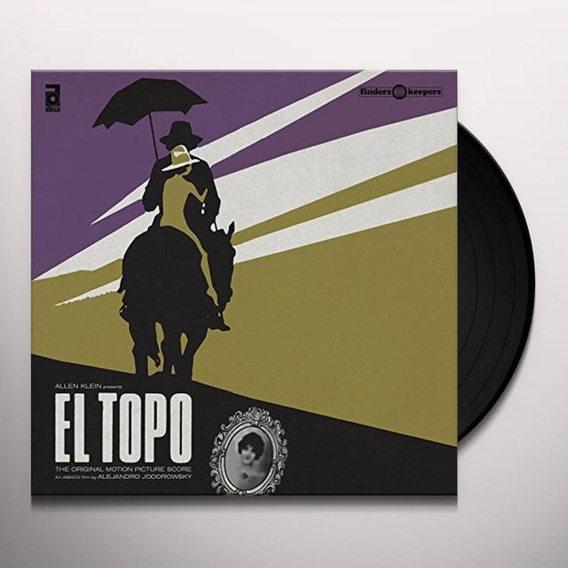 EL TOPO / O.S.T. (UK) EL TOPO / O.S.T. Vinyl Record - UK Import