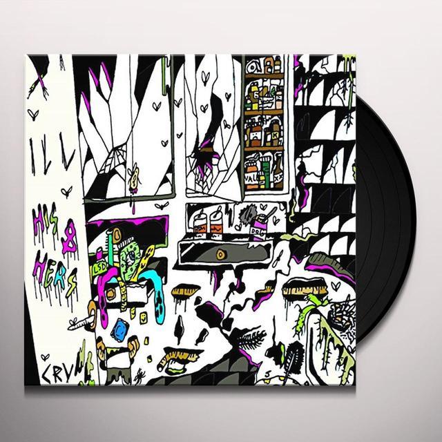 ILL/HIS & HERS SPLIT 10 Vinyl Record