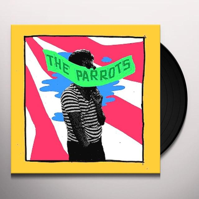 WEED FOR THE PARROTS Vinyl Record - 10 Inch Single, UK Import