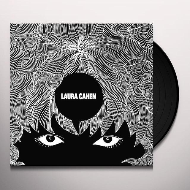 Laura Cahen R Vinyl Record