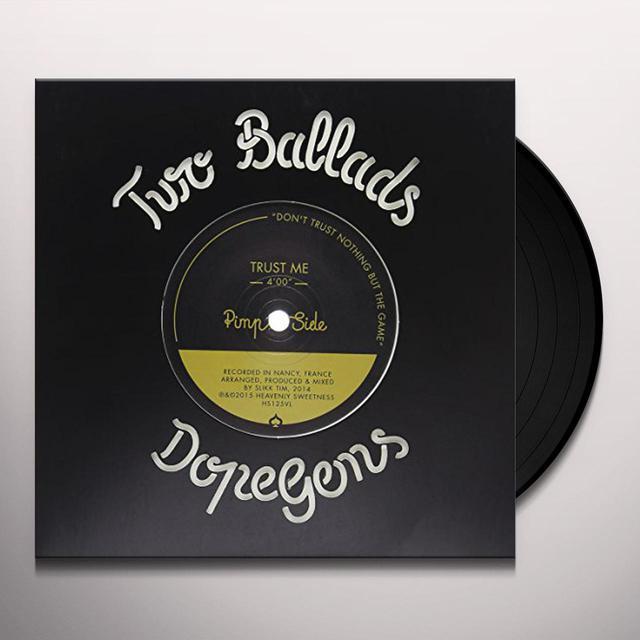 Dopegems BALLADS (LIMITED WHITE VINYL) Vinyl Record