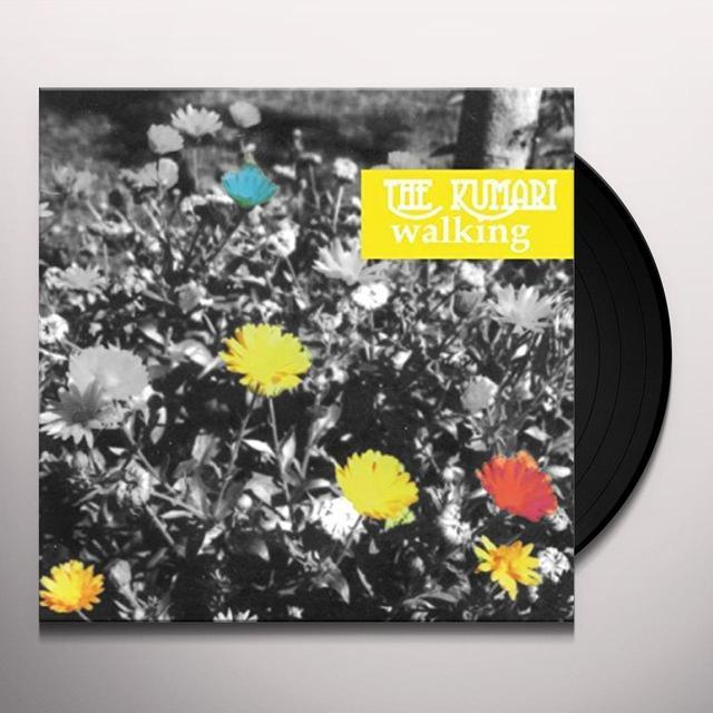 KUMARI WALKING Vinyl Record - UK Release