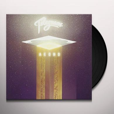 Telegram AEON Vinyl Record - UK Import