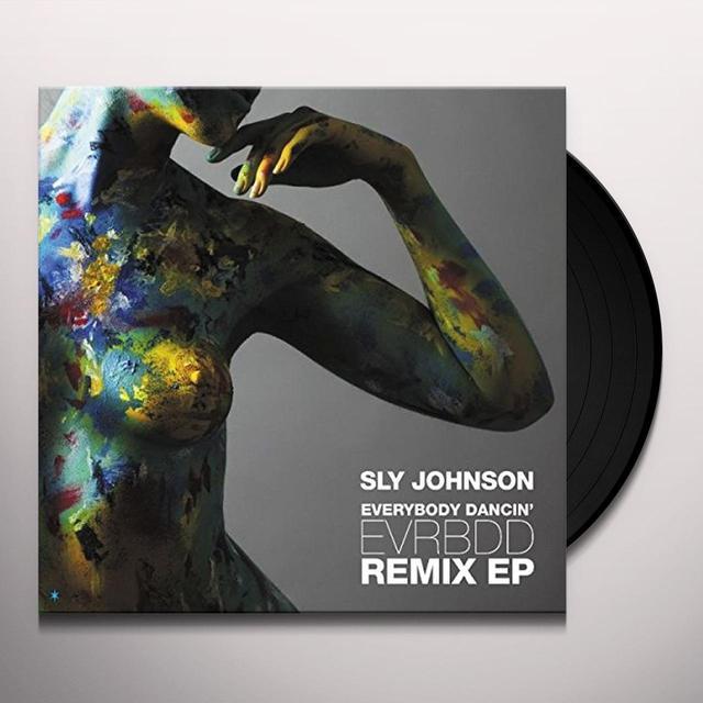 Sly Johnson EVRBDD REMIX Vinyl Record