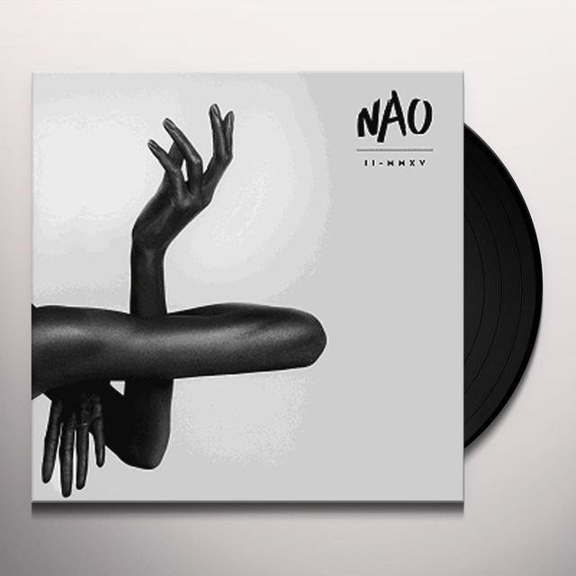 Nao FEBRUARY 15 EP Vinyl Record - UK Import