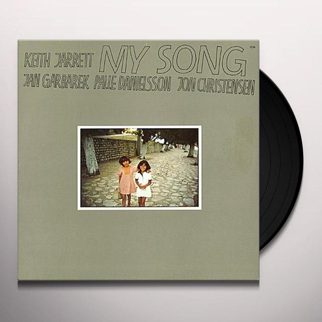 JARRET & GARBAREK MY SONG Vinyl Record - Spain Import