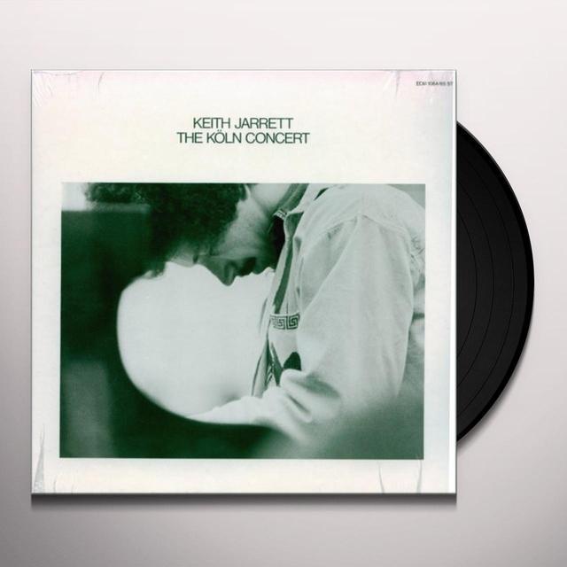 KEITH JARRETT Vinyl Record - Spain Import