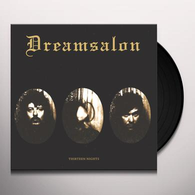 DREAMSALON THIRTEEN NIGHTS Vinyl Record
