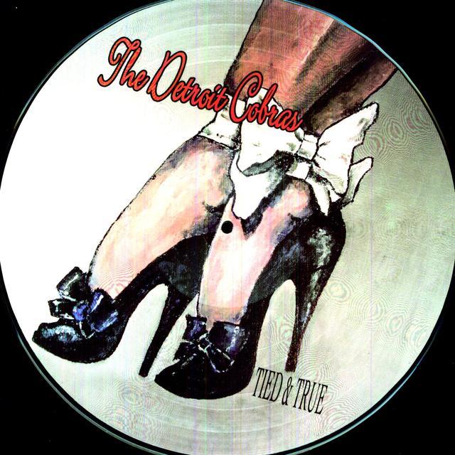The Detroit Cobras TIED & TRUE Vinyl Record