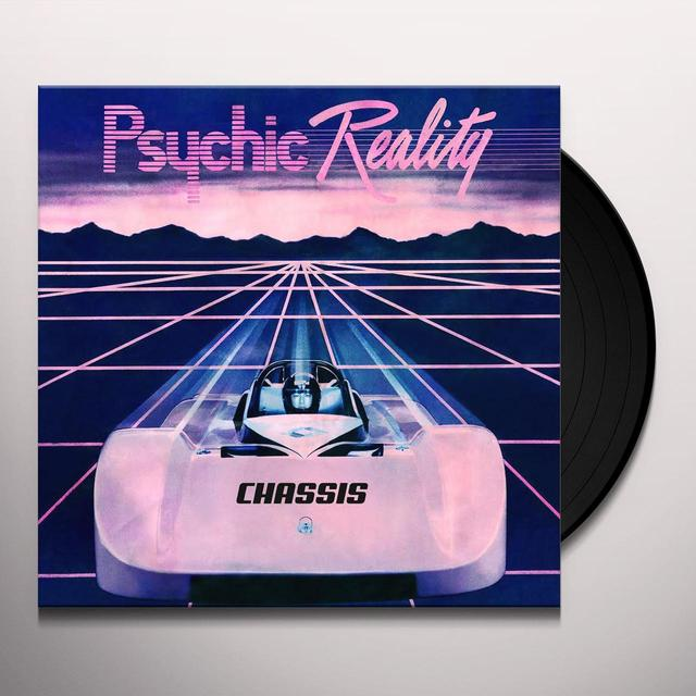 Psychic Reality CHASSIS Vinyl Record
