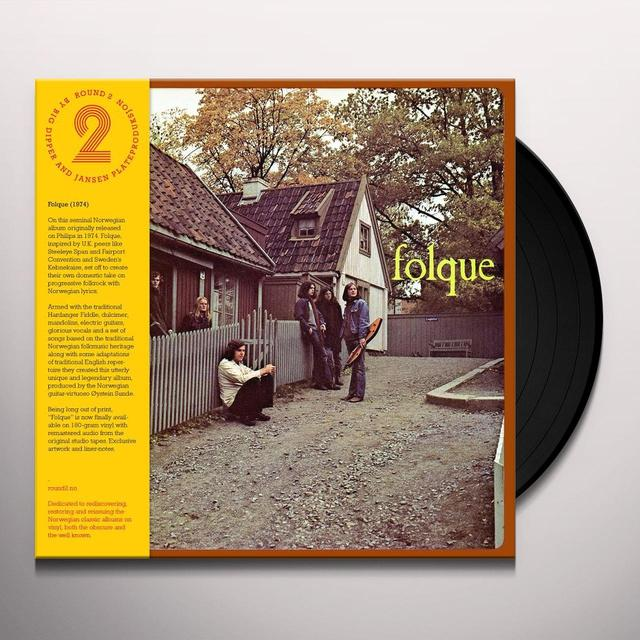 FOLQUE Vinyl Record - 180 Gram Pressing, Remastered